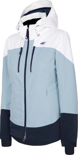 Dámská lyžařská bunda 4F KUDN011 Bílá