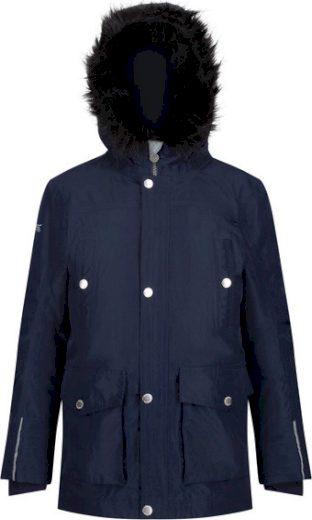 Dětský kabát  REGATTA RKP200 Proktor Tmavě modrý
