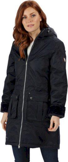 Dámský kabát Regatta RWP260 Romina Tmavě modrý 19