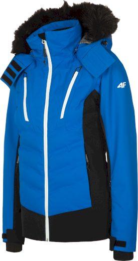 Dámská lyžařská bunda 4F KUDN010 Modrá