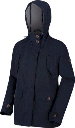 Dámská jarní bunda REGATTA RWW334 Ninette Tmavě modrá