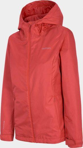 Dámská outdoorová bunda Outhoorn KUDT600 Červená