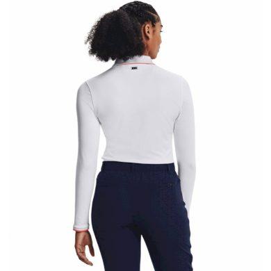 Dámské polo trička UA Zinger Long Sleeve Polo FW21 - Under Armour