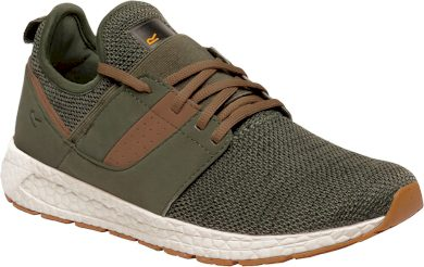 Pánská  sportovní obuv REGATTA RMF642 R-81 Khaki