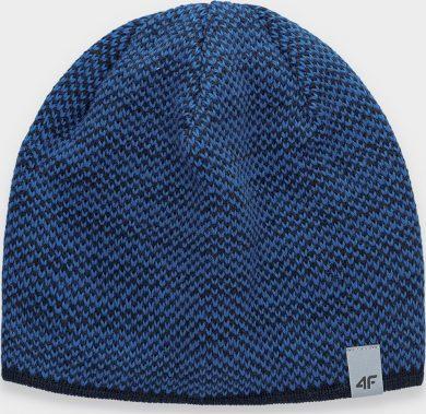 Pánská čepice 4F CAM156 Modrá