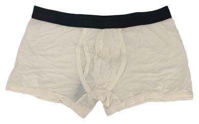 Pánské boxerky M10688 bílá s černým pruhem - Dolce & Gabbana