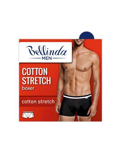 Pánské boxerky COTTON STRETCH BOXER - BELLINDA