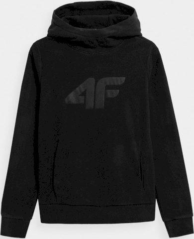 Dámská fleecová mikina 4F NOSH4-PLD352 černá