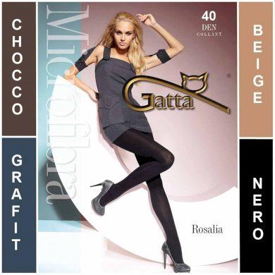 Punčochové kalhoty 40 den Rosalia - Gatta