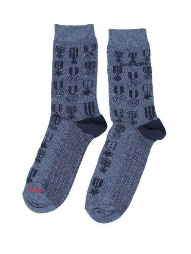 Pánské ponožky 00S6U0-0SAJW - Diesel