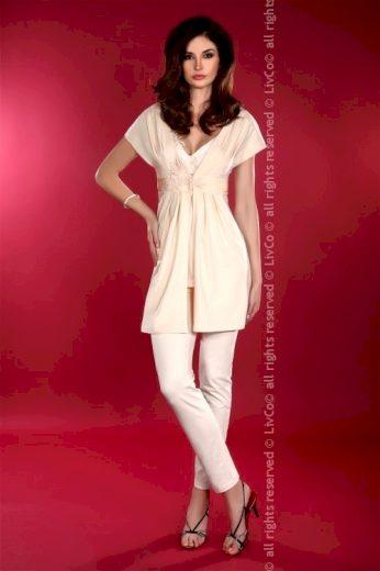 Dámský župan Shanessa dressing gown - LivCo CORSETTI FASHION