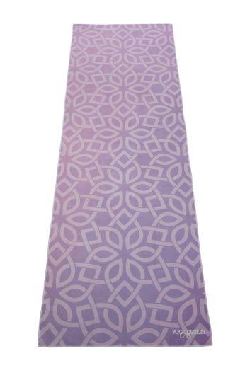 Ručník Yoga Design - Floral Flow