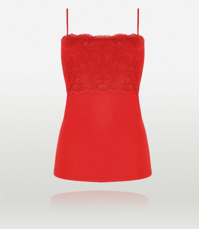 Dámské tílko Light Essentials Rich Lace Shirt 01 - Triumph