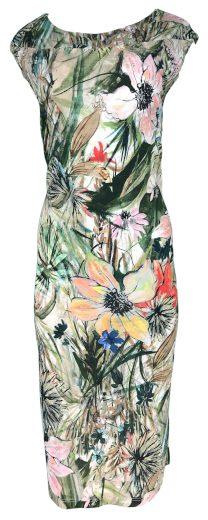 Dámské šaty Zafirka barevná - Favab