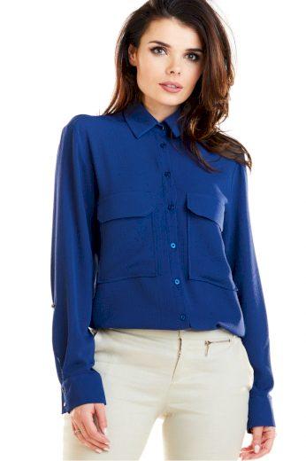 Košile s dlouhým rukávem  model 129924 awama