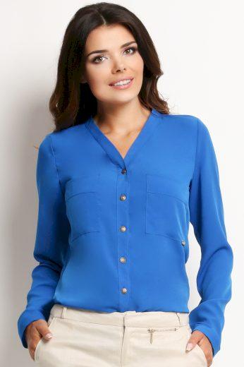 Košile s dlouhým rukávem  model 45980 awama