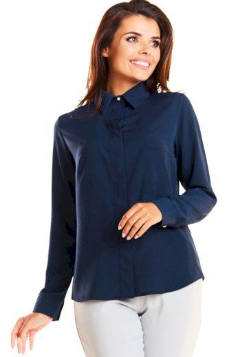 Košile s dlouhým rukávem  model 129984 awama