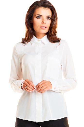 Košile s dlouhým rukávem  model 129985 awama