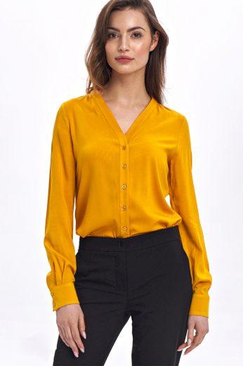 Košile s dlouhým rukávem  model 144539 Colett