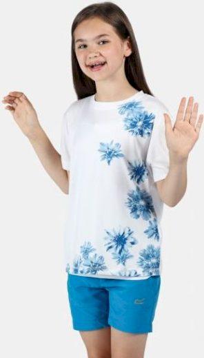 Dětské tričko Regatta Alvarado V 900 bílé