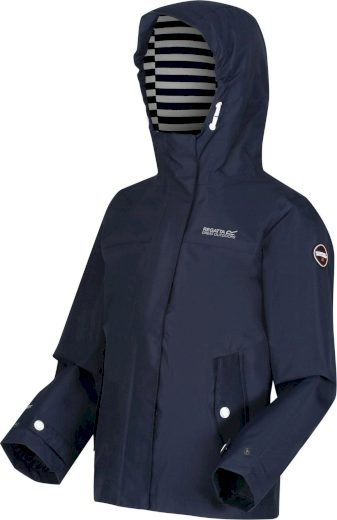 Dětská bunda REGATTA RKW239-540 tmavě modrá
