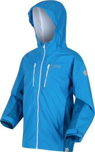 Dětská bunda REGATTA RKW247-WII modrá