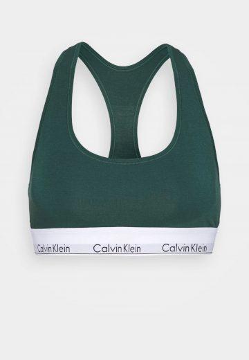 Dámská sportovní podprsenka - 0000F3785E CP2 - Calvin Klein