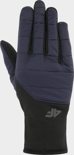 Unisex rukavice 4F REU201 Tmavě modré