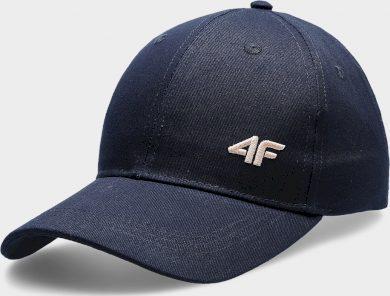 Dámská kšiltovka 4F CAD301 Tmavě modrá