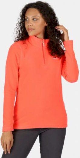 Dámská fleecová mikina Regatta Sweethart 2CC oranžová
