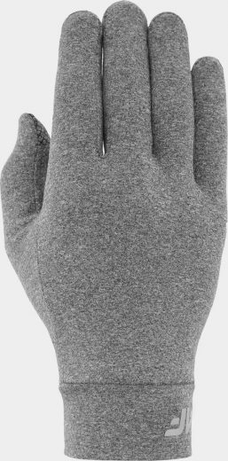 Rukavice touch screen 4F REU200 šedá