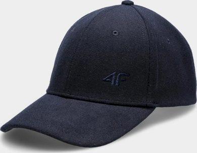 Pánská kšiltovka 4F CAM304 Tmavě modrá