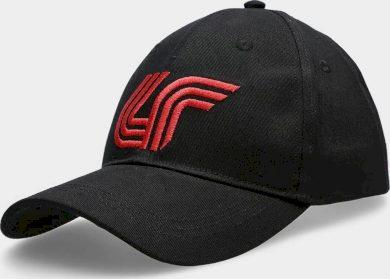 Pánská čepice s kšiltem 4F CAM201 černé