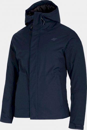 Pánská lyžařská bunda 4F KUMN351 Tmavě modrá
