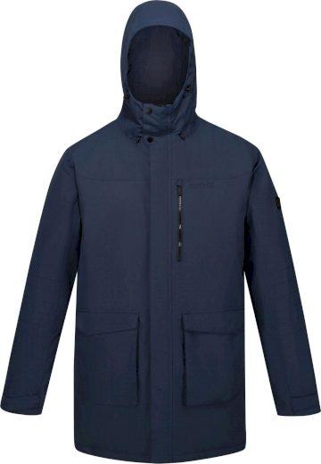Pánská bunda REGATTA RMP300-HBK tmavě modrá