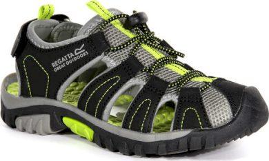 Dětské sandály REGATTA RKF600 Westshore Jnr Černé