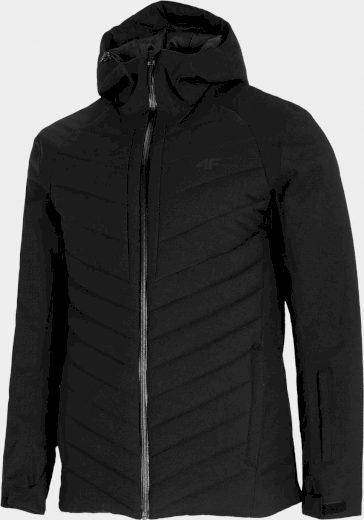 Pánská lyžařská bunda KUMN251 Černá