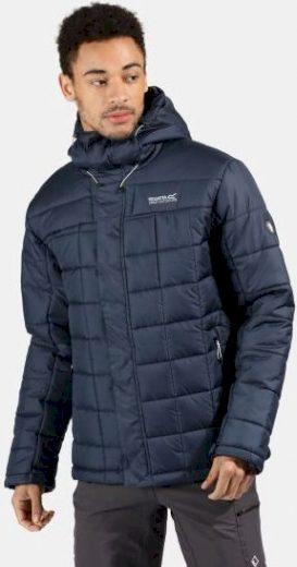 Pánská zimní bunda Regatta Nevado IV 3T6 tmavě modrá