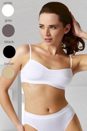 Fitness top Stella white - ELDAR