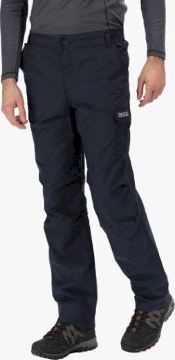 Pánské outdoorové kalhoty Regatta Lined Delph Trs Tmavě modré