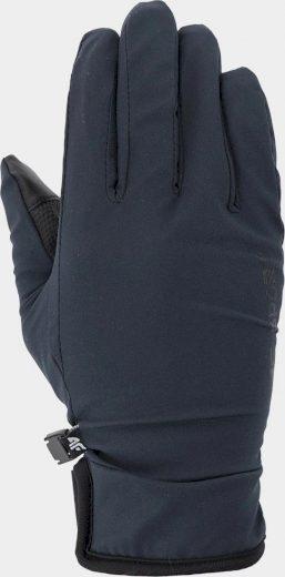 Unisex rukavice 4F REU100 Tmavě modré