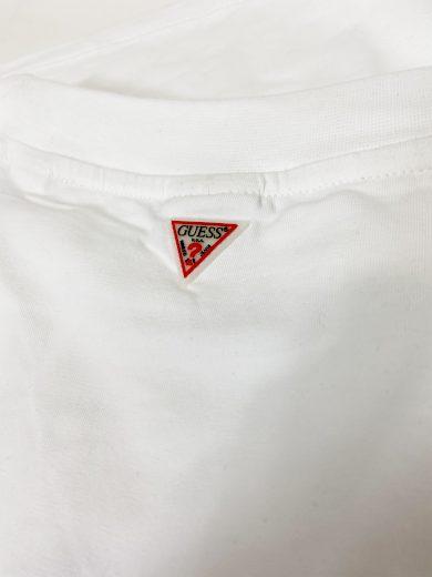 Dámské tričko s dlouhým rukávem O0BA0PK6YW1 - TWHT - Guess