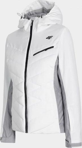 Dámská lyžařská bunda 4F KUDN256 Bílá