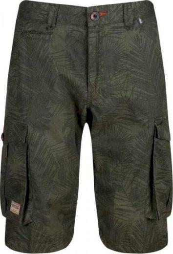 Pánské šortky Regatta Shorebay Short 5SJ army