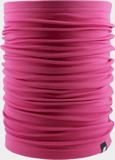 Unisex nákrčník 4F BANU200 Růžový