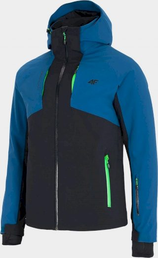 Pánská lyžařská bunda 4F KUMN252 Modrá