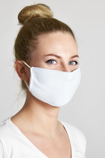 Dvouvrstvá antibakteriální maska s ionty stříbra AG+ a s kapsičkou na filtr - JS Hurt