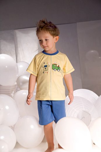 Pyžama  model 30658 Piccolo Meva