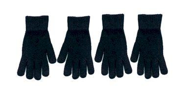 Dámské rukavice - MAGIC RAK Černé