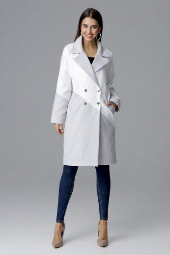 Dámský kabát M626 - Figl